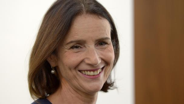 CBI director-general Carolyn Fairbairn said a 25% target should be set for women senior executives in the UK's biggest companies