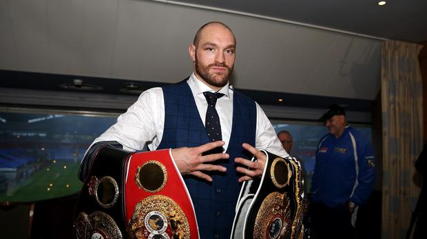 Tyson Fury expressed strong opinions on abortion, homosexuality and a woman's place