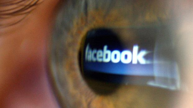 Facebook posted revenue of 17.9 billion US dollars (£12.5bn) in revenue for the year