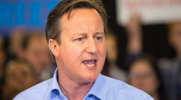 The Prime Minister is due to visit Aberdeen