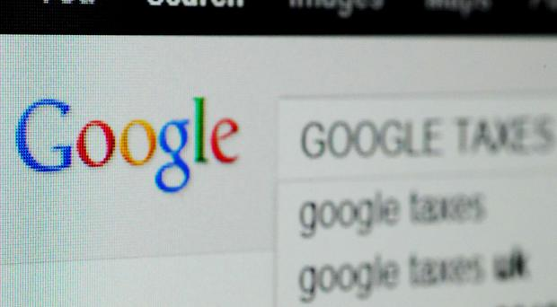 Top Google shareholder James Anderson of Scottish Mortgage Investment Trust says the company should be paying much more in UK tax