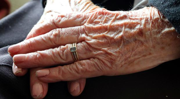 Many elderly people are sent to A&E departments because of a lack of out-of-hospital care services, the NHS Confederation says