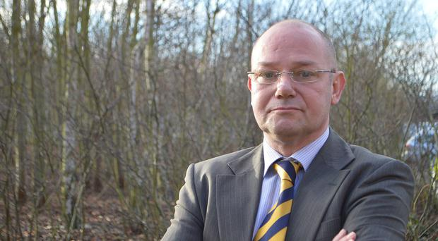 James Warner has spoken out over the abuse he suffered from a teacher and his headmaster 40 years ago
