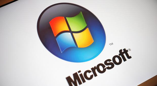 Microsoft reported a revenue rise of 2.7 billion US dollars (£1.8bn) on the same period in 2014