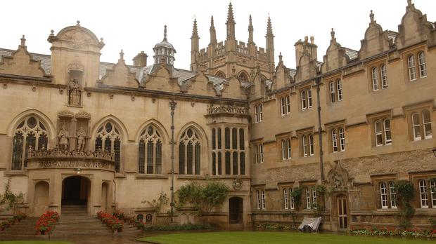 Oriel College, Oxford