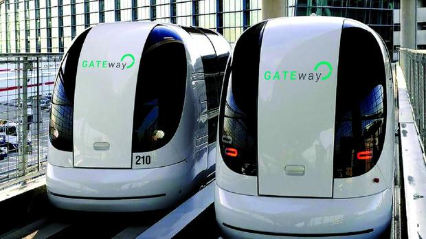 The Heathrow shuttles will become the first driverless vehicles to be tested on London's roads