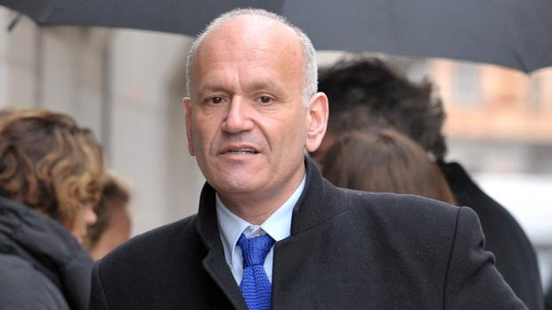 Former Dragons' Den star Doug Richard denies the charges