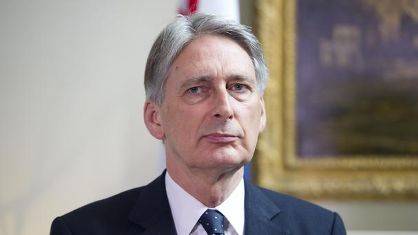 Foreign Secretary Philip Hammond has welcomed the Syria peace talks