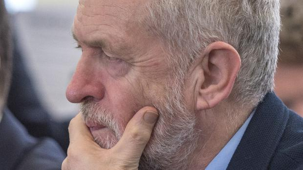 Jeremy Corbyn put forward the dividend ban as one way to