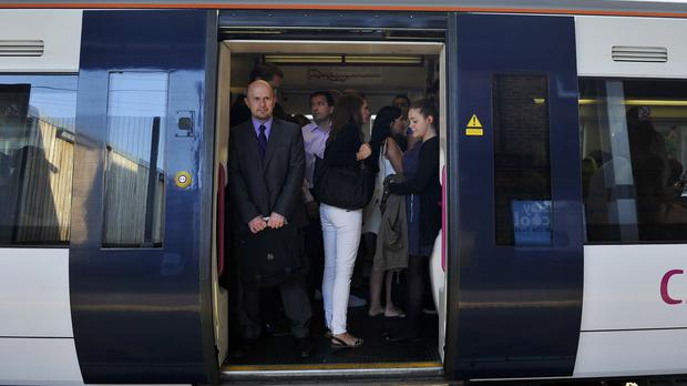 There was a 4.5% increase in rail journeys in 2015 compared to the previous 12 months
