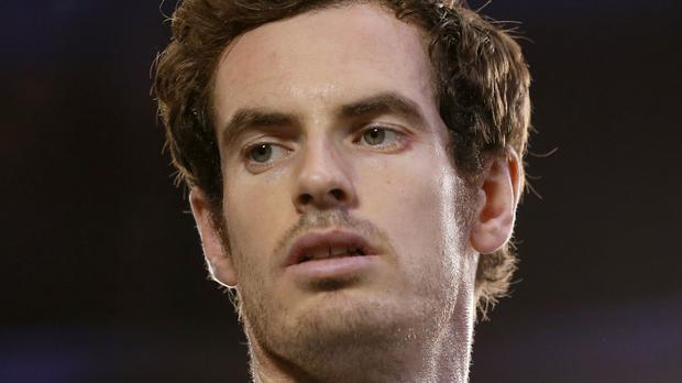 Andy Murray is aiming for a third grand slam title