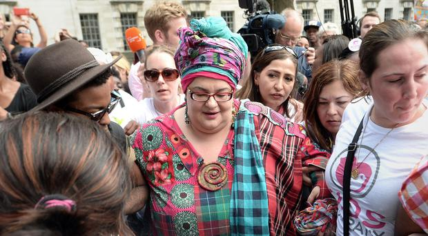 Camila Batmanghelidjh was said to have excellent contacts with ministers