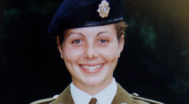 Private Cheryl James died from a gunshot wound at Deepcut Barracks in November 1995
