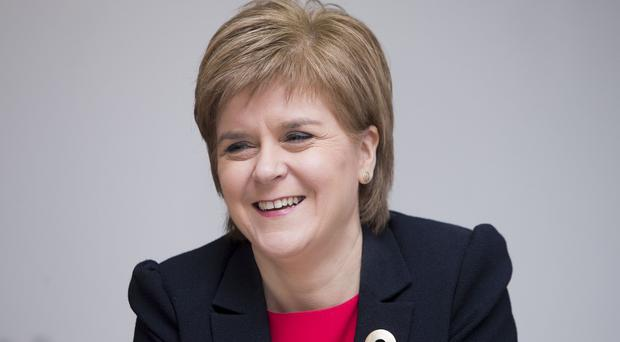 First Minister Nicola Sturgeon said the original proposals and what has been tabled more recently 'would reduce the Scottish budget by potentially billions'