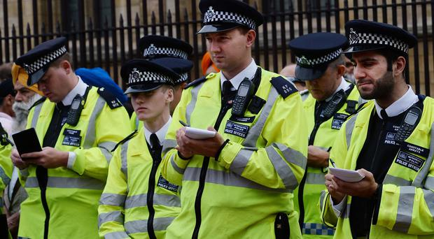 More than a third of those coming into policing have a degree or post-graduate qualification