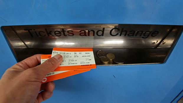 New barcoded mobile tickets could bring the end of the orange paper train ticket a step closer