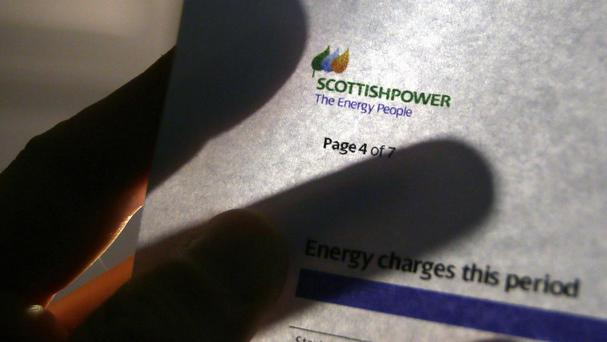 Scottish Power said the cut in bills Scottish Power would benefit more than one million customers
