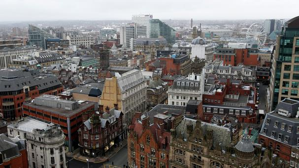 Greater Manchester became the first area to agree to a return of powers in 2014
