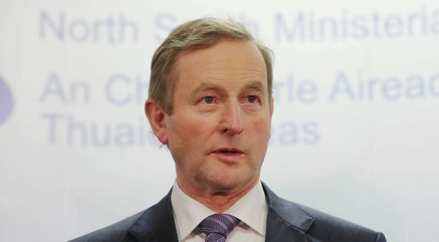 Taoiseach Enda Kenny has signalled an imminent general election