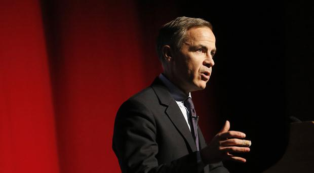 Bank of England Governor Mark Carney looks set to keep interest rates on hold