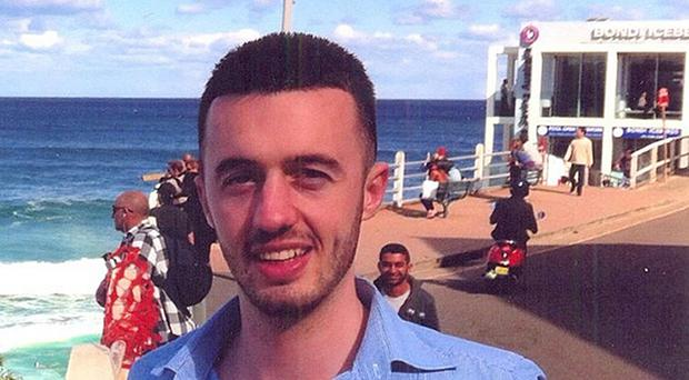 Craig Mallon, who was murdered in Lloret de Mar, Spain
