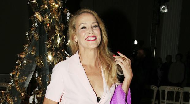 Jerry Hall attended the Prince's Trust event