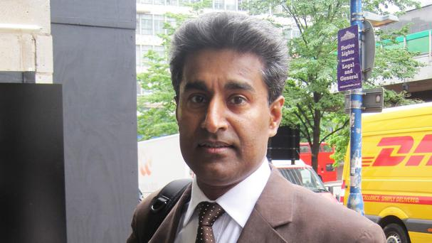 Dr Raj Mattu was unfairly dismissed by the University Hospitals of Coventry and Warwickshire NHS Trust
