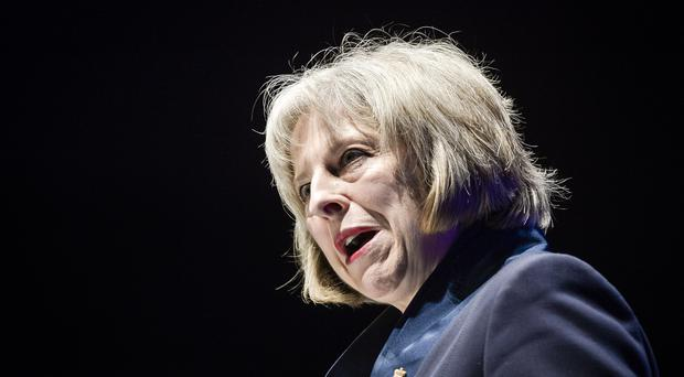 Home Secretary Theresa May described the current police disciplinary system as