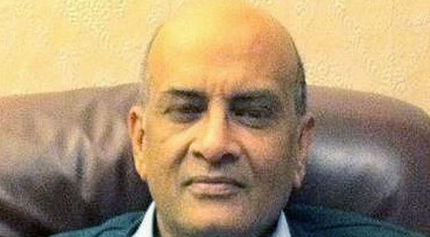 Akhtar Javeed, 56, was shot dead during an attempted armed robbery at Direct Source 3 Ltd in the Digbeth area of Birmingham