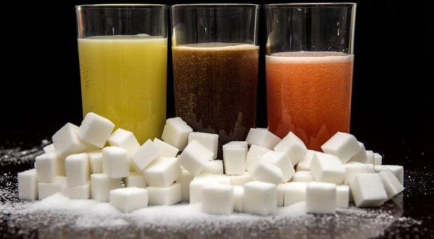 The survey showed 55% also want a tax on sugary drinks