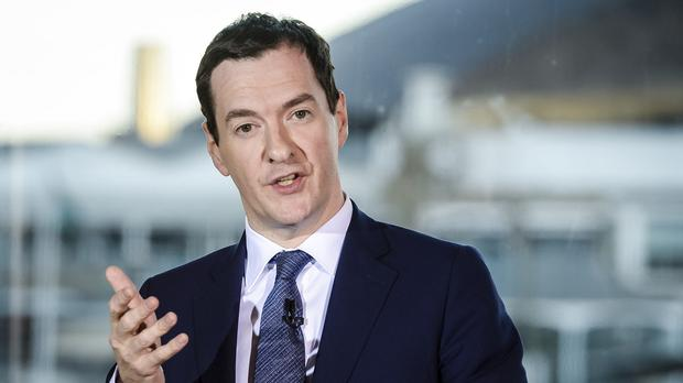 The Chancellor has set a target of balanced books by 2020