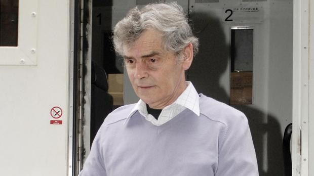 Peter Tobin reportedly collapsed in his cell at Edinburgh's Saughton Prison on Sunday afternoon