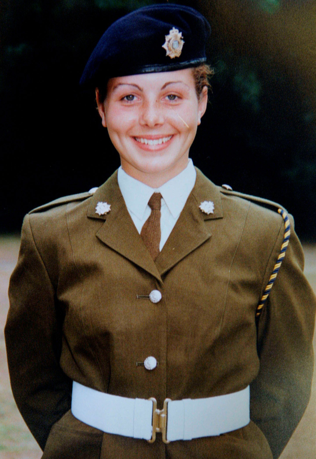 Inquest: Pte Cheryl James