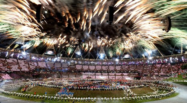 Public officials were offered tickets to lavish sporting evens such as the Olympics opening ceremony