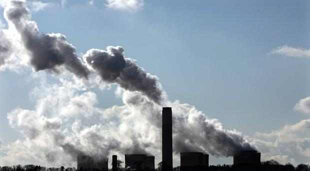 A study looked at air pollution levels over a 38-year period