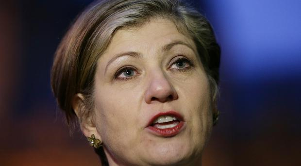 Shadow defence secretary Emily Thornberry's speech on Trident was dubbed 'waffly and incoherent'