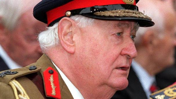 Lord Bramall was investigated for 10 months