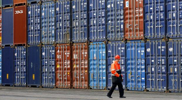 In 2015 Britain's trade gap grew to its highest level in five years