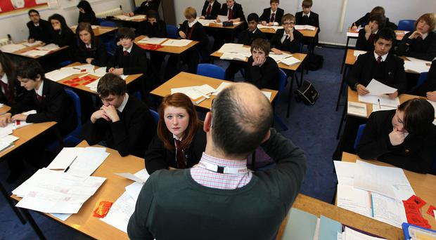 The Government spends £700 million pounds annually on training teachers, according to the National Audit Office