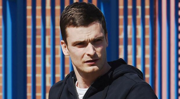 Adam Johnson denies the charges