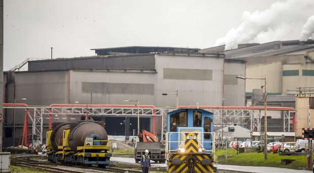 Tata Steel announced 1,000 job losses in Port Talbot and Llanwern last month