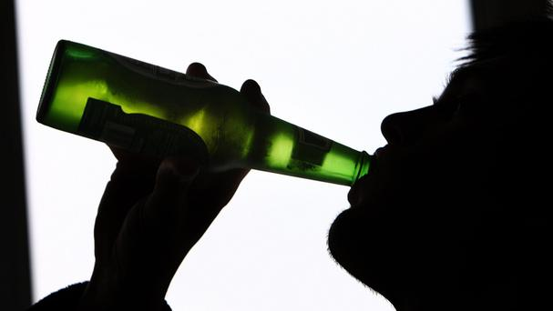 Guidelines recommended men and women should consume no more than 14 units of alcohol per week