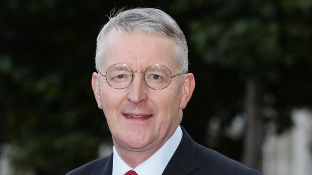 Hilary Benn says being in the EU has increased Britain's voice in the world.