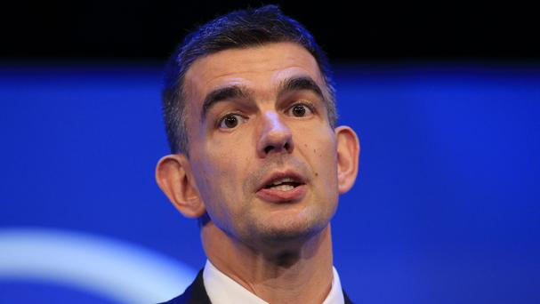 Matt Brittin, pictured, president of Google Europe, Middle East and Africa, is being questioned by MPs