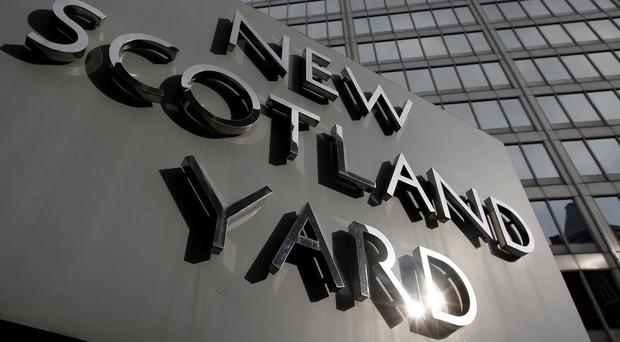Scotland Yard confirmed officers had 'pursued' a teenager who died in a road crash in Hackney.