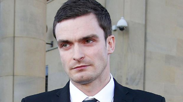 Adam Johnson pleaded guilty to grooming and sexual activity with a 15-year-old girl
