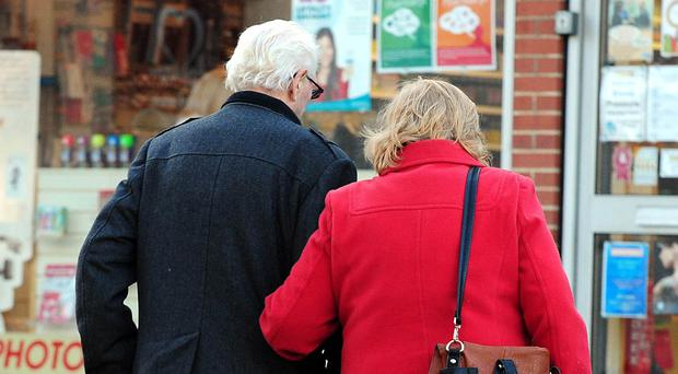 Pensioners are living longer than ever, according to a sudy