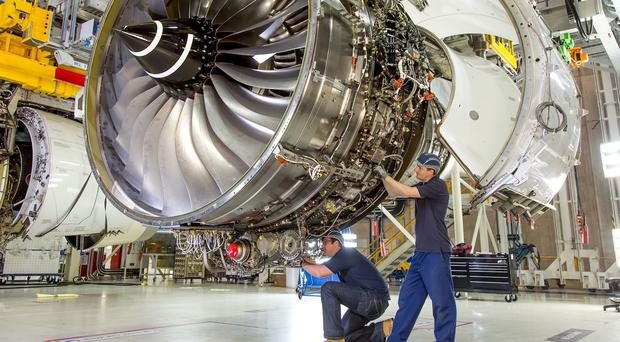 Rolls-Royce said the restructuring programme it started in November
