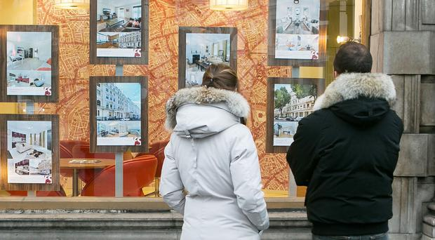 Figures show first-time buyers joining the property ladder this year have spent on average more than £50,000 on rent