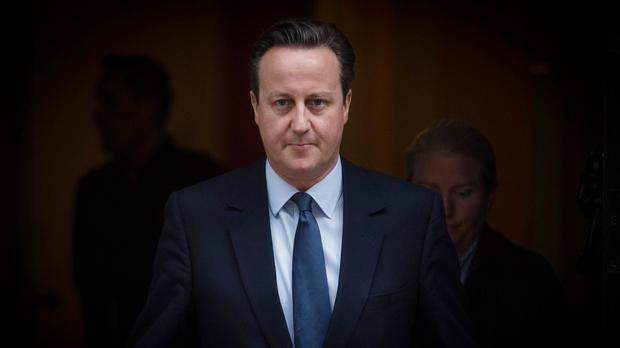 David Cameron is preparing for next week's crunch talks in Brussels